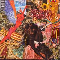 Cover album santana-abraxas
