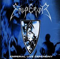Cover album emperial-live-ceremony