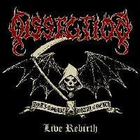 Cover album live-rebirth