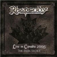 Cover album live-in-canada-2005-the-dark-secret