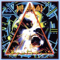 Cover album hysteria